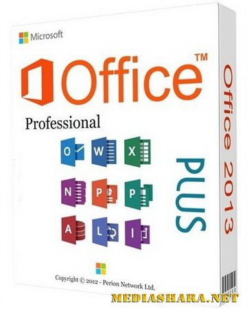 Microsoft Office 2013 Professional Plus + Visio Professional + Project Professional + SharePoint Designer x86 RePack by SPecialiST 13.4