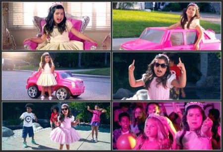 Sophia Grace - Girls Just Gotta Have Fun (2013)