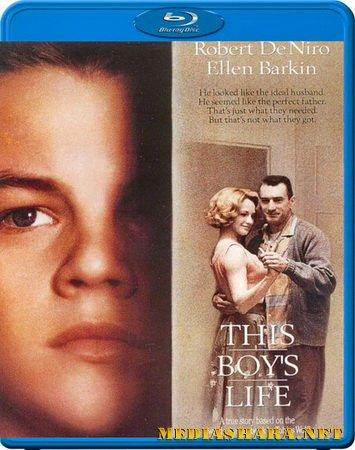 Жизнь этого парня / This Boy's Life (1993) BDRip | BDRip 720p | BDRip 1080p