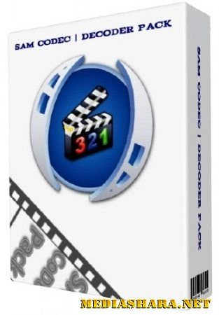 SAM CoDeC and DeCoDeR Pack 2013 5.05