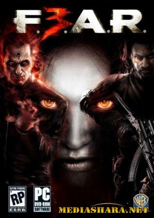 F.E.A.R. 3 v 16.0.20.1060 (2011/RUS/ENG/MULTi9/Steam-Rip by R.G Pirats Games)