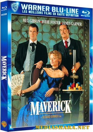 Мэверик / Maverick (1994) BDRip