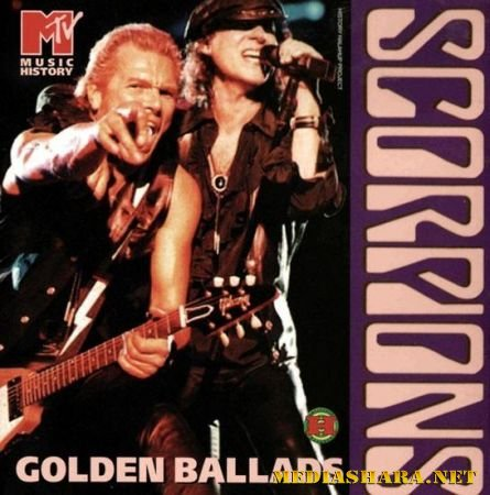 Scorpions - Golden Ballads (2CD) [2001/MP3/APE(Lossless)]