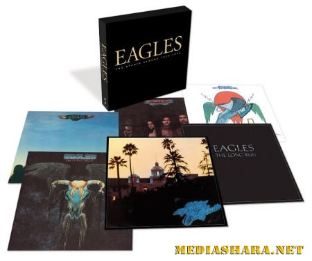 Eagles - Studio Discography - 7 albums (8CD) [1972-2007/FLAC (image+.cue)/Lossless]