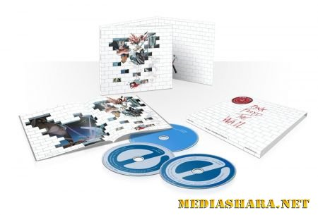 Pink Floyd - The Wall (1979) - Experience Edition 3CD Box Set (2012/FLAC/Lossless)