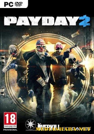Payday 2 - Career Criminal Edition (2013/ENG/RePack by SEYTER)