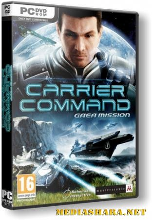 Carrier Command: Gaea Mission v 1.6.0011 (2012/RUS/MULTI/RePack by R.G. Revenants)
