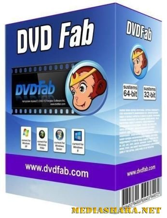 DVDFab 9.0.6.7 beta [Multi/Rus/2013]