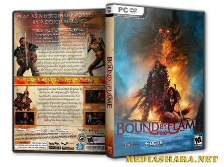 Bound By Flame (2014/RUS/ENG/RePack  by  R.G. Catalyst)