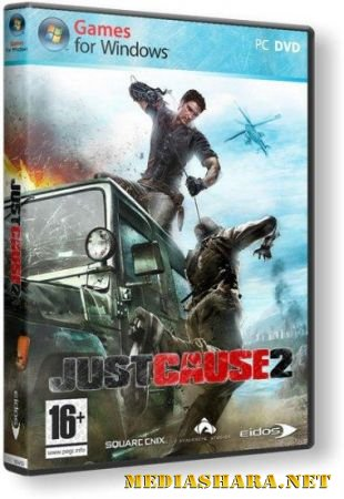 Just Cause 2 Immortal 3 v.1.1 (2010/RUS/ENG/RePack by R.G.Creative)