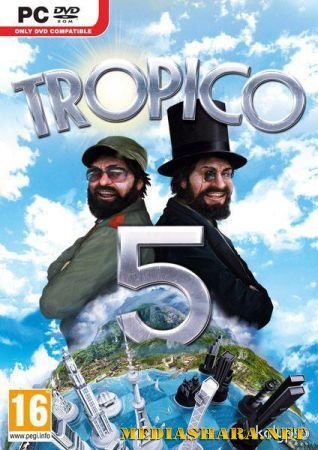 Tropico 5: Steam Special Edition (2014/RUS/RePack by xatab)