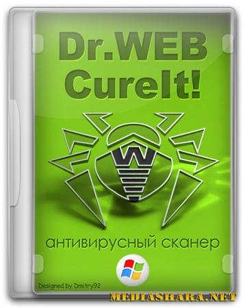 Dr.Web CureIt! 9.0 (DC 25.05.2014) Portable ML/Rus
