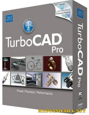 IMSI TurboCAD Professional Platinum 21.1 Build 35.5 Final (x86/x64/ENG/2014)