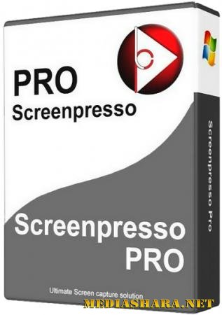 Screenpresso Pro 1.5.1.2 + Portable (2014/ENG/RUS/MULTI)