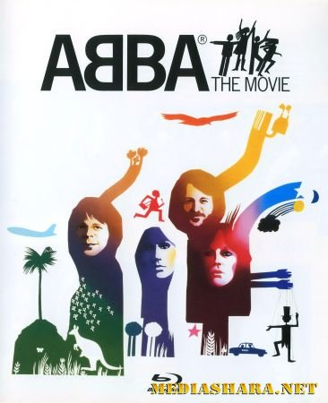 АББА: Фильм / ABBA: The Movie (1977) BDRip