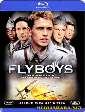 "Эскадрилья ""Лафайет"" / Flyboys (2006) BDRip 