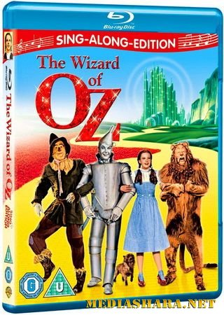 Волшебник страны Оз / The Wizard of Oz (1939) BDRip | BDRip-AVC | BDRip 720p