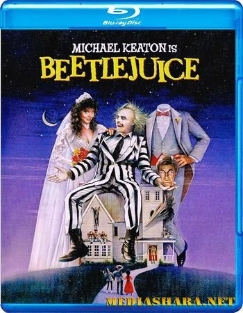 Битлджус / Beetlejuice (1988) BDRip