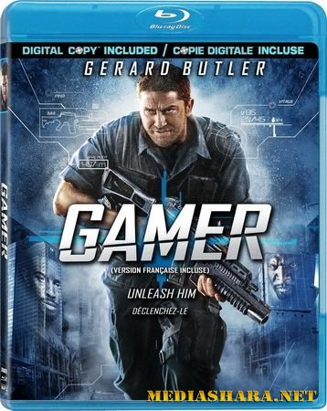 Геймер / Gamer (2009) BDRip