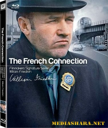 Французский связной / The French Connection (1971) BDRip