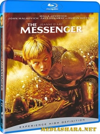 Жанна Д'Арк / The Messenger: The Story of Joan of Arc (1999) BDRip