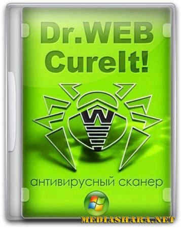 Dr.Web CureIt! 9.1.2 [DC 01.03.2015] Portable (Multi/RUS)