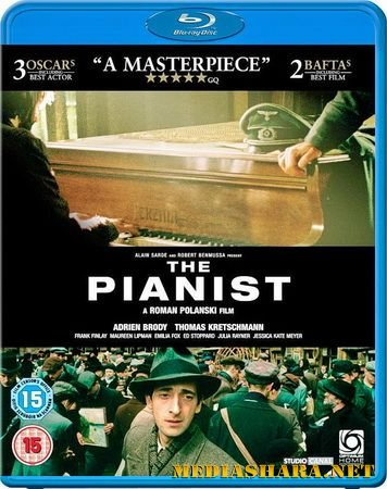 Пианист / The Pianist (2002) BDRip