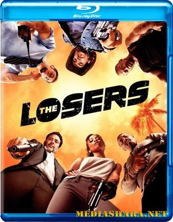 Лузеры / The Losers (2010) BDRip
