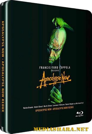 Апокалипсис сегодня / Apocalypse Now [Redux version] (1979) BDRip | BDRip 720p | BDRip 1080p