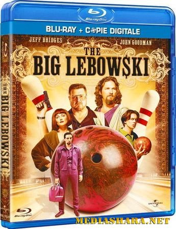Большой Лебовски / The Big Lebowski (1998) BDRip | BDRip 720p | BDRip 1080p