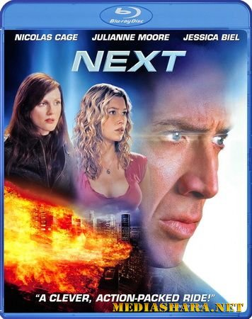 Пророк / Next (2007) BDRip | BDRip 720p | BDRip 1080p