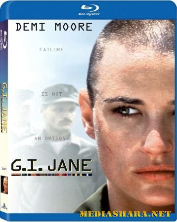 Солдат Джейн / G.I. Jane (1997) BDRip