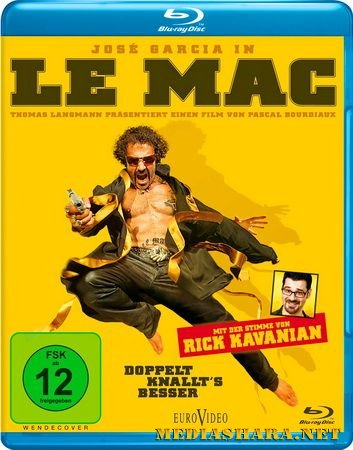 Сутенер / Le mac (2010) BDRip