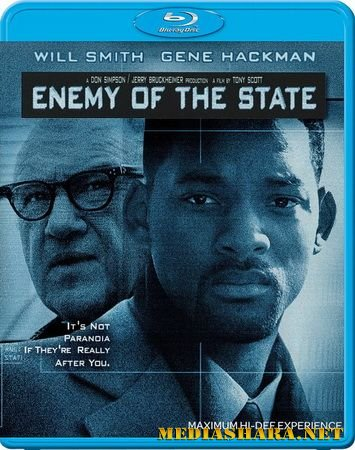 Враг государства / Enemy of the State (1998) BDRip