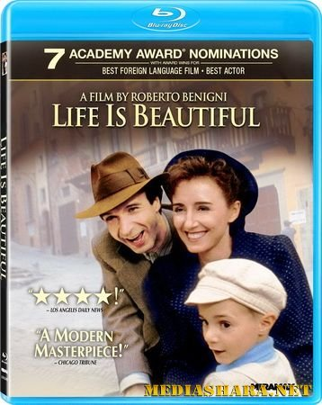 Жизнь прекрасна / La vita è bella / Life Is Beautiful (1997) BDRip