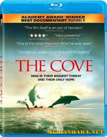 Бухта / The Cove (2009) HDRip