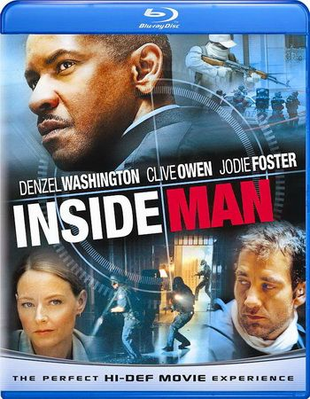 Не пойман - не вор / Inside Man (2006) BDRip