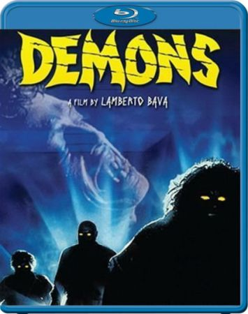 Демоны / Demoni (1985) BDRip