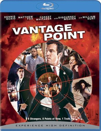 Точка обстрела / Vantage Point (2008) BDRip