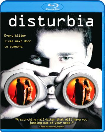 Паранойя / Disturbia (2007) BDRip