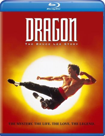 Дракон: История Брюса Ли / Dragon: The Bruce Lee story (1993) BDRip
