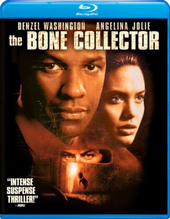 Власть страха / The Bone collector (1999) BDRip