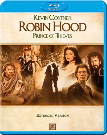 Робин Гуд: Принц воров [Расширенная версия] / Robin Hood: Prince of Thieves [Extended Version] (1991) BDRip