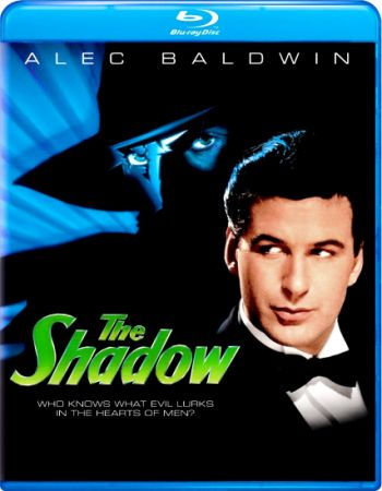 Тень / The Shadow (1994) BDRip