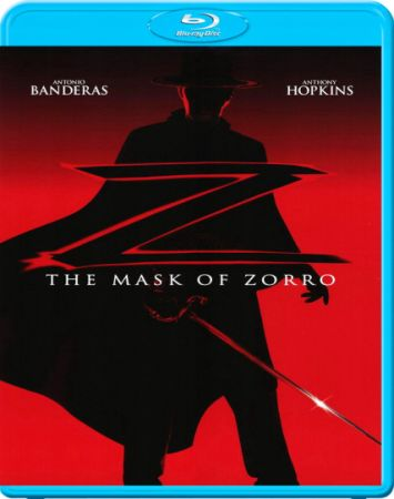 Маска Зорро / The Mask of Zorro (1998) BDRip