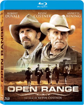 Открытый простор / Open Range (2003) BDRip