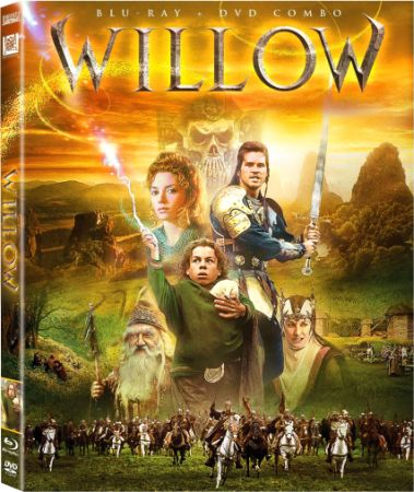 Виллоу / Willow (1988) BDRip