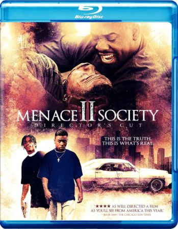 Угроза для общества / Menace II Society (1993) HDRip