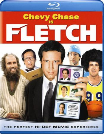 Флетч / Fletch (1985) BDRip