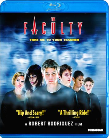Факультет / The Faculty (1998) BDRip